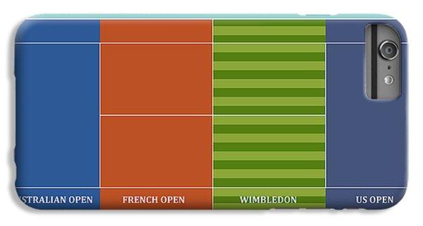 Venus Williams iPhone 6 Plus Case - Tennis Player-s Dream by Carlos Vieira