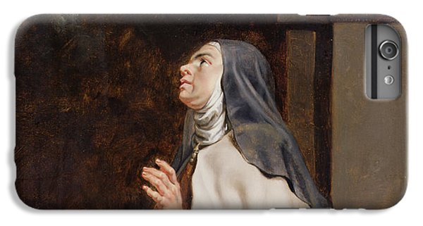 Teresa Of Avilas Vision Of A Dove IPhone 6 Plus Case by Peter Paul Rubens