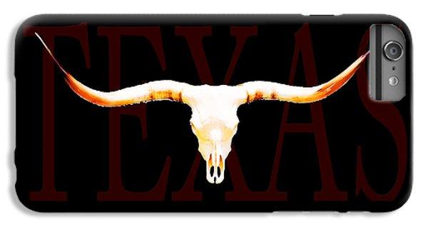 Texas Longhorns By Sharon Cummings IPhone 6 Plus Case