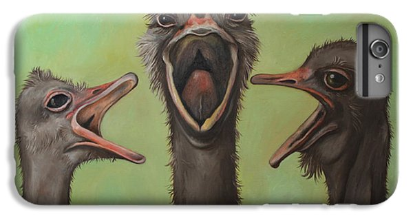 The 3 Tenors IPhone 6 Plus Case by Leah Saulnier The Painting Maniac