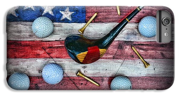 Condor iPhone 6 Plus Case - The All American Golfer by Paul Ward