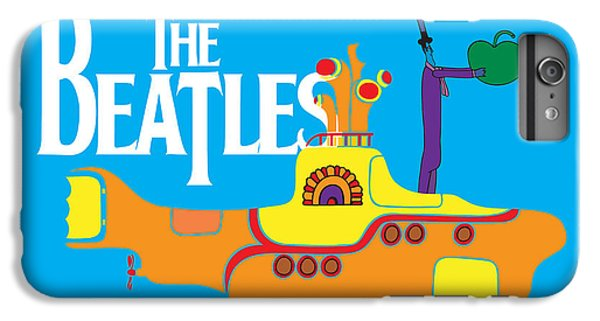 Music iPhone 6 Plus Case - The Beatles No.11 by Geek N Rock