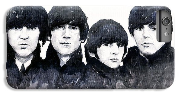 Musician iPhone 6 Plus Case - The Beatles by Yuriy Shevchuk