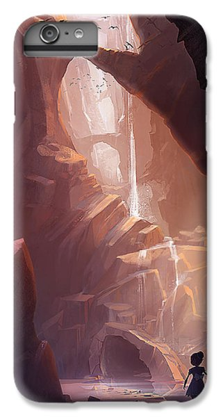 Fairy iPhone 6 Plus Case - The Big Friendly Giant by Kristina Vardazaryan