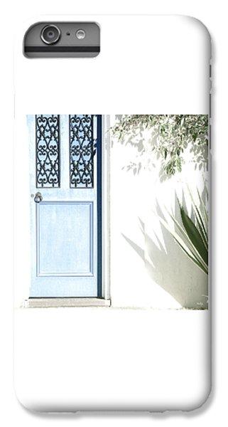 The Blue Door IPhone 6 Plus Case