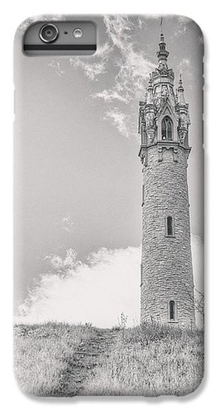 Fairy iPhone 6 Plus Case - The Castle Tower by Scott Norris