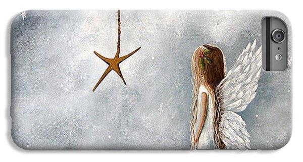 The Christmas Star Original Artwork IPhone 6 Plus Case by Shawna Erback