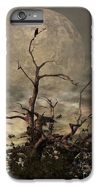 The Crow Tree IPhone 6 Plus Case by Isabella F Abbie Shores FRSA