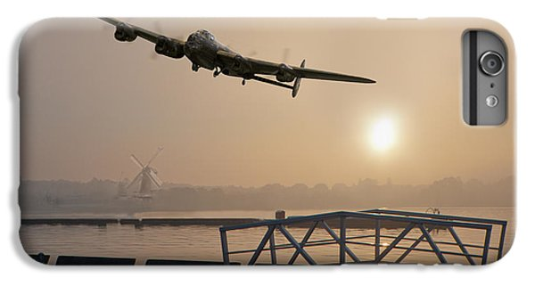 The Dambusters - Last One Home IPhone 6 Plus Case by Gary Eason