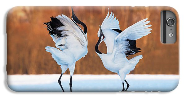 The Dance Of Love IPhone 6 Plus Case by C. Mei