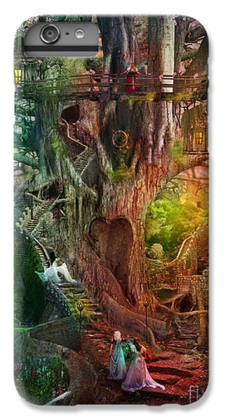 The Dreaming Tree IPhone 6 Plus Case by Aimee Stewart