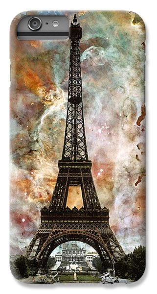 The Eiffel Tower - Paris France Art By Sharon Cummings IPhone 6 Plus Case