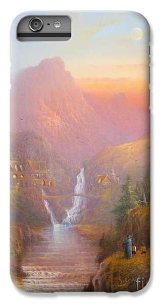 The Fellowship Of The Ring IPhone 6 Plus Case by Joe  Gilronan