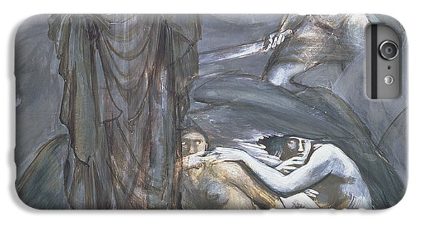 The Finding Of Medusa, C.1876 IPhone 6 Plus Case by Sir Edward Coley Burne-Jones
