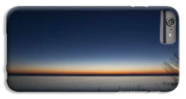 Lake Michigan iPhone 6 Plus Case - The First Light Of Dawn by Scott Norris