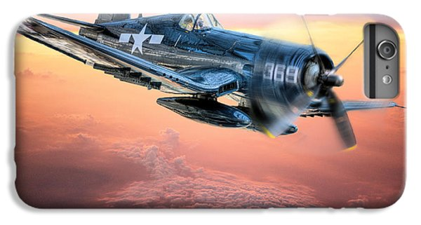The Flight Home IPhone 6 Plus Case by JC Findley