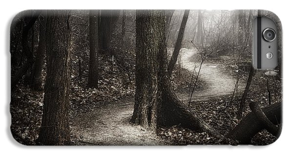 Nature Trail iPhone 6 Plus Case - The Foggy Path by Scott Norris