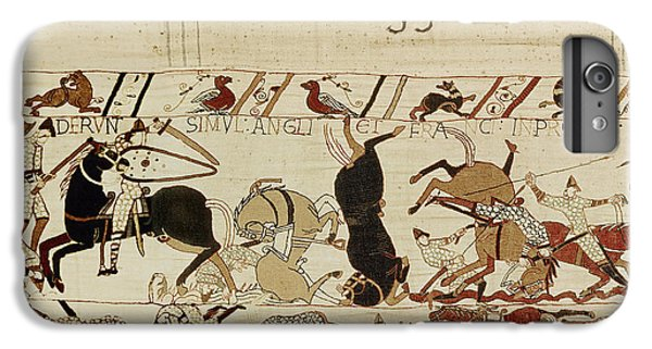 The Bayeux Tapestry IPhone 6 Plus Case by French School