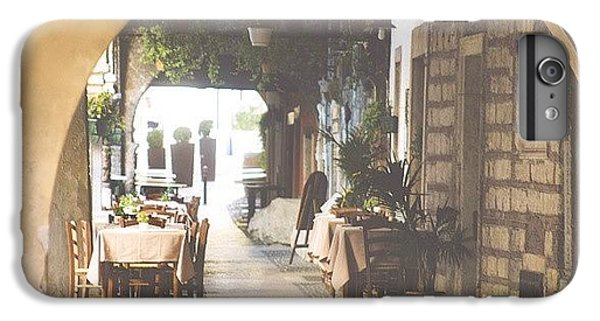 The Good Life  #italy #summer #dine IPhone 6 Plus Case