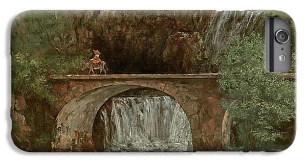 The Great Bridge, 1864 IPhone 6 Plus Case by Gustave Courbet
