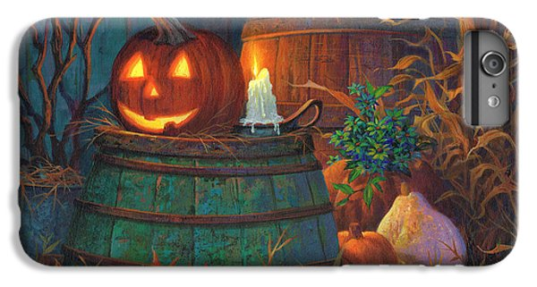 The Great Pumpkin IPhone 6 Plus Case by Michael Humphries