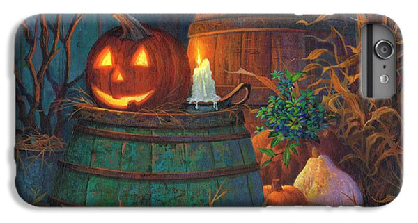 The Great Pumpkin IPhone 6 Plus Case