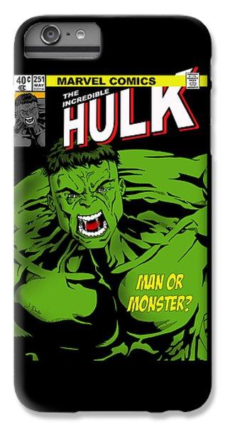 The Incredible Hulk IPhone 6 Plus Case
