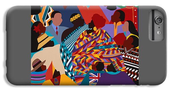 iPhone 6 Plus Case - The International Decade by Synthia SAINT JAMES