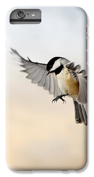 The Landing IPhone 6 Plus Case by Bill Wakeley