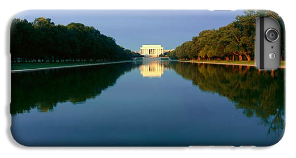 The Lincoln Memorial At Sunrise IPhone 6 Plus Case by Panoramic Images