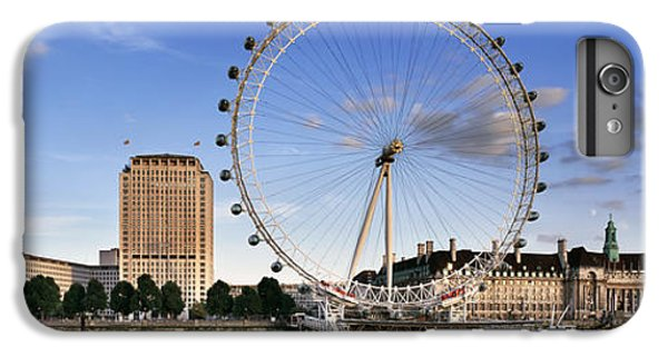 The London Eye IPhone 6 Plus Case by Rod McLean