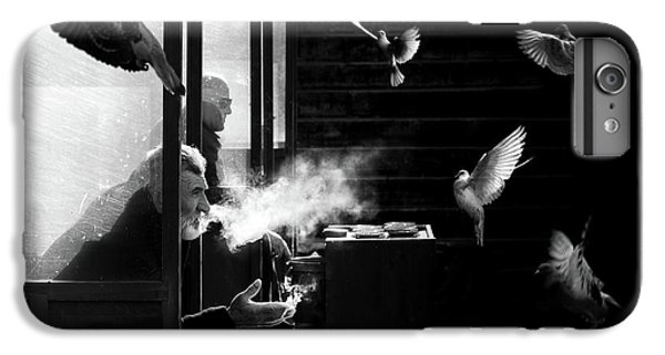 The Man Of Pigeons IPhone 6 Plus Case
