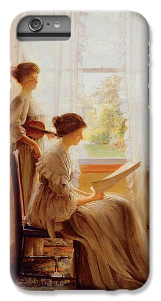 The Music Lesson, C.1890 IPhone 6 Plus Case by American School