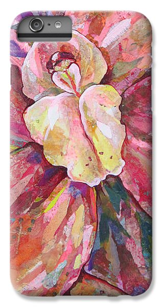 Flowers iPhone 6 Plus Case - The Orchid by Shadia Derbyshire