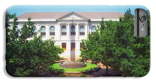 The Old Main - University Of Arkansas IPhone 6 Plus Case