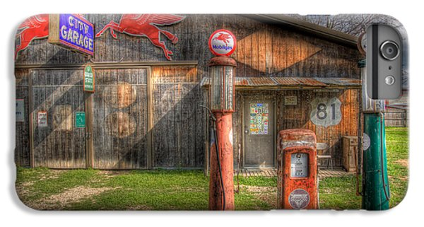 Pegasus iPhone 6 Plus Case - The Old Service Station by David and Carol Kelly