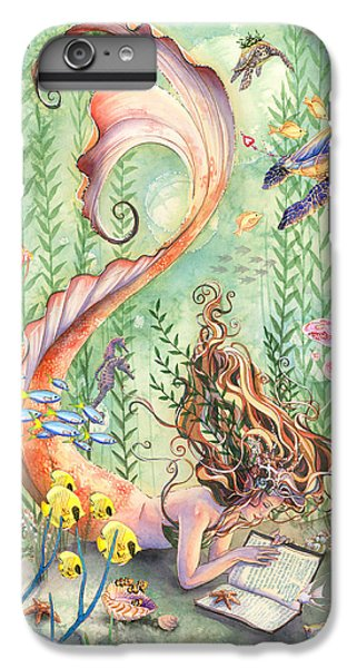 Fantasy iPhone 6 Plus Case - The Prayer by Sara Burrier