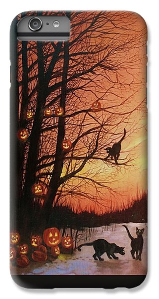 The Pumpkin Tree IPhone 6 Plus Case
