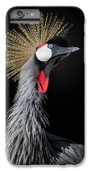 Africa iPhone 6 Plus Case - The Queen by Fegari