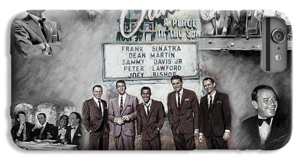 The Rat Pack IPhone 6 Plus Case