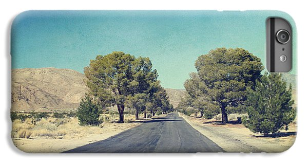 Desert iPhone 6 Plus Case - The Roads We Travel by Laurie Search