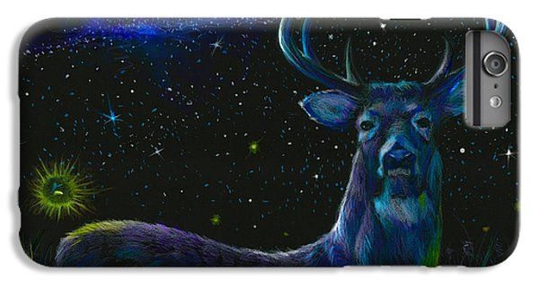 The Serenity Of The Night  IPhone 6 Plus Case