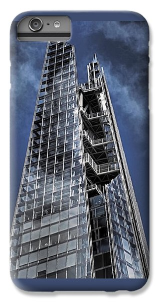 The Shards Of The Shard IPhone 6 Plus Case by Rona Black