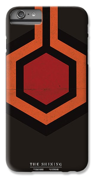 Jack Nicholson iPhone 6 Plus Case - The Shining by Mike Taylor