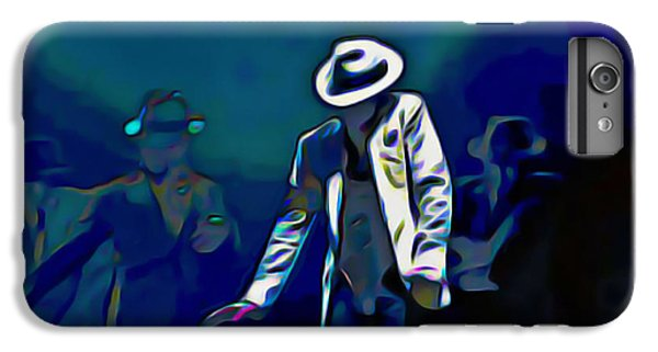 The Smooth Criminal IPhone 6 Plus Case by  Fli Art