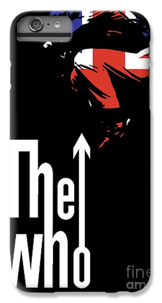 The Who No.01 IPhone 6 Plus Case