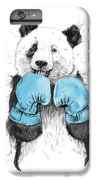 Animals iPhone 6 Plus Case - The Winner by Balazs Solti