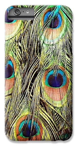 Peacock Feathers IPhone 6 Plus Case