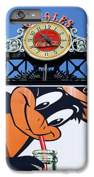 Thirsty Oriole IPhone 6 Plus Case