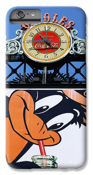 Thirsty Oriole IPhone 6 Plus Case by James Brunker